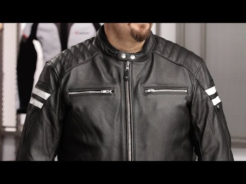 Joe Rocket Classic '92 Jacket Review at RevZilla.com – Custom Leather Jackets & Cowhide Leather Jackets in USA for Bikers! Shopping Guide